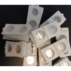400 coin holders (Ø 35 mm coins)